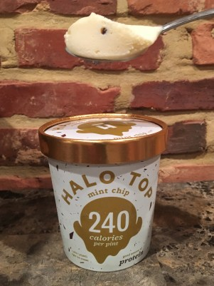 Mint Chip Halo Top