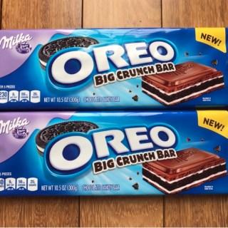 Milka Oreo Big Crunch Bar