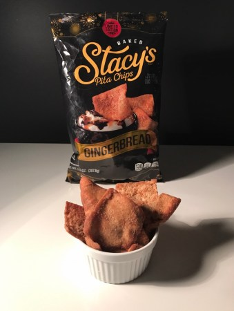 Stacy's Gingerbread Pita Chips