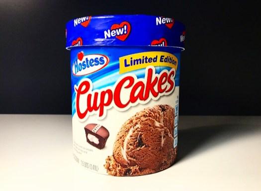 Hostess Cupcakes Ice Cream