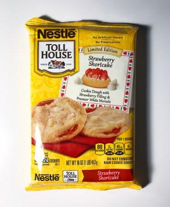 Nestle Toll House Strawberry Shortcake