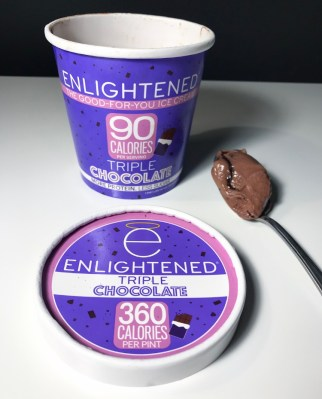 Triple Chocolate Enlightened