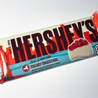Hershey's Taste of New York Cherry Cheesecake