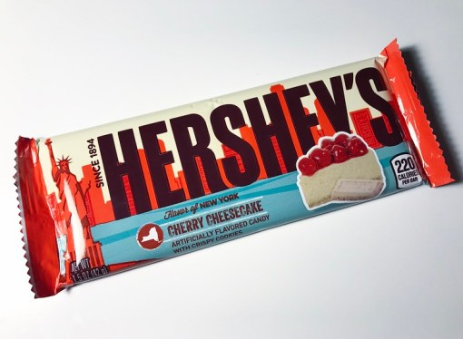 Hershey's Cherry Cheesecake (Flavor of New York)