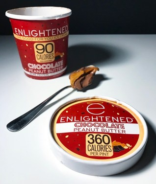 Enlightened Chocolate Peanut Butter