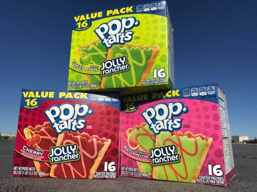 Kellogg's Jolly Rancher Pop Tarts