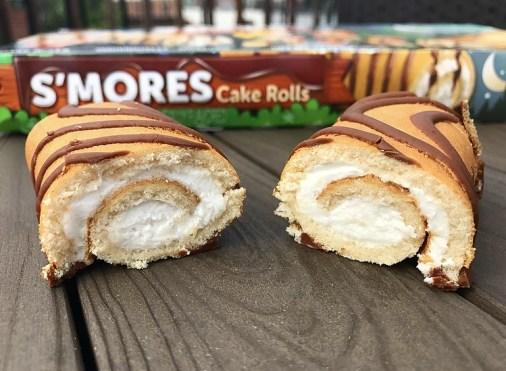 Little Debbie S'mores Cake Rolls
