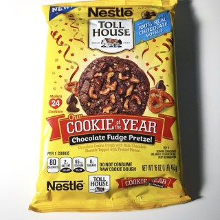 Nestle Toll House Chocolate Fudge Pretzel