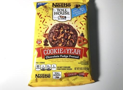Nestle Toll House Chocolate Fudge Pretzel