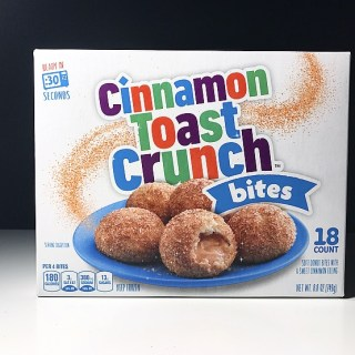 General Mills Cinnamon Toast Crunch Bites