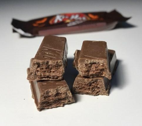 Triple Chocolate Kit Kat