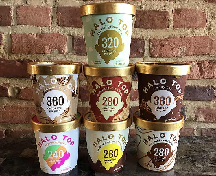 REVIEW: Ranking All 26 Halo Top Flavors