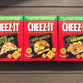Cheez-It Choose the Champion