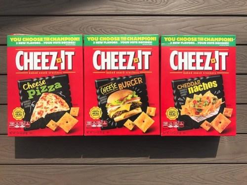 Cheez-It Choose the Champion