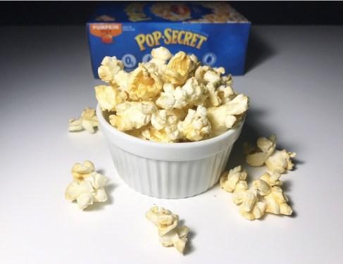 Pop Secret Pumpkin Spice Popcorn