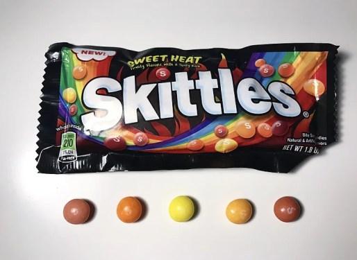 Sweet Heat Skittles