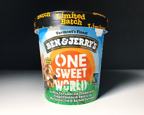 Ben & Jerry's One Sweet World