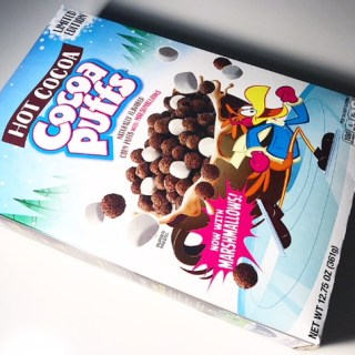 General Mills Hot Cocoa Cocoa Puffs