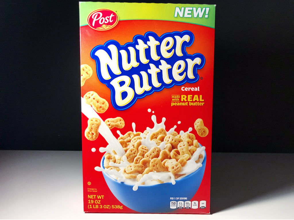 Review post nutter butter cereal junk banter post nutter butter cereal ccuart Gallery