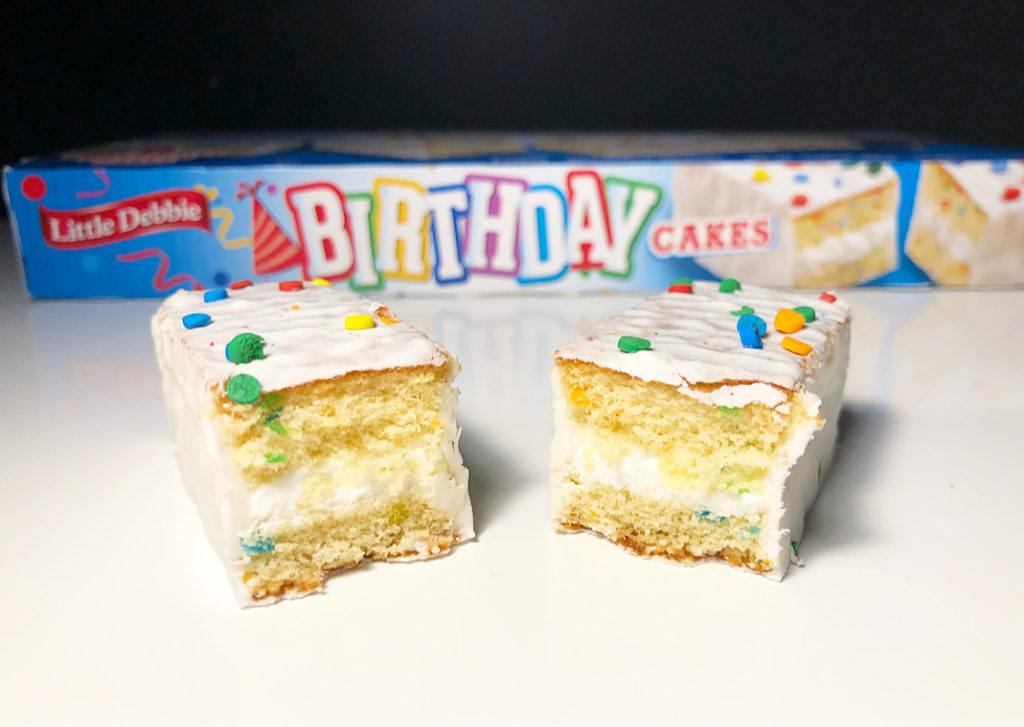 Review Little Debbie Birthday Cakes Junk Banter
