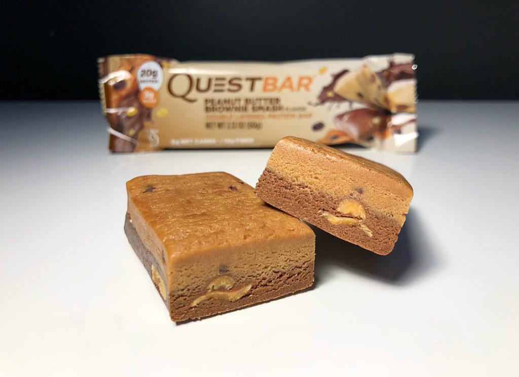 questbar peanut butter cup