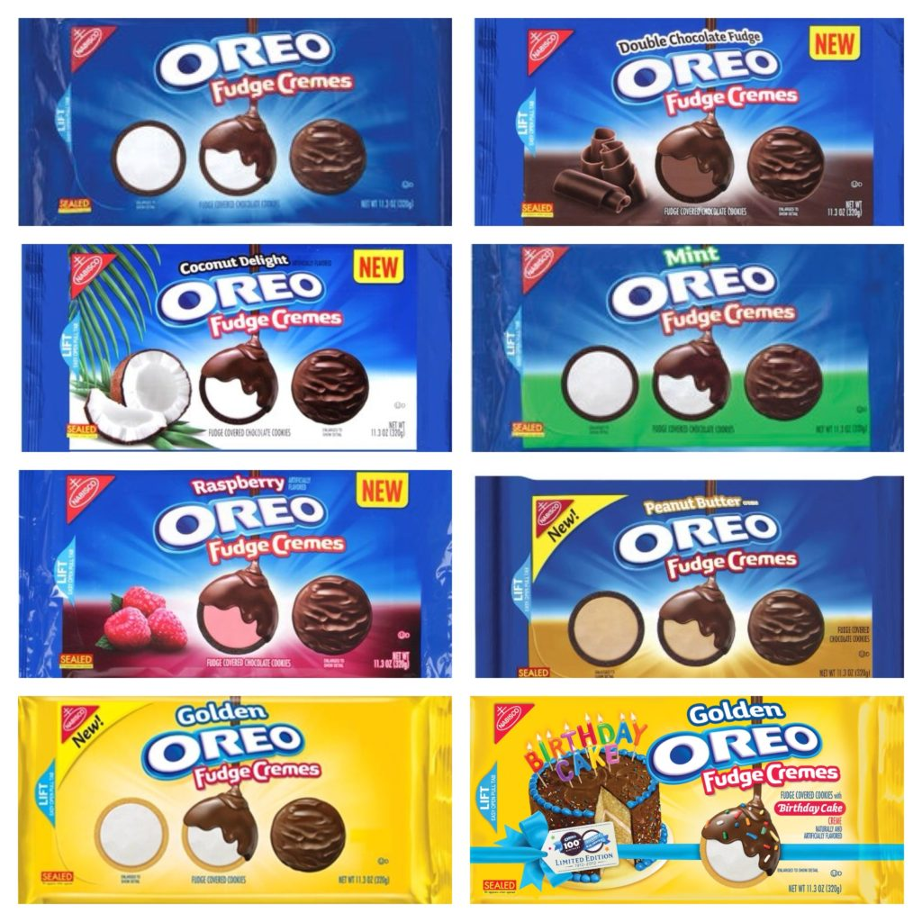 Fine Review Ranking Over 100 Oreo Flavors Because Were Fat And Thats Personalised Birthday Cards Veneteletsinfo