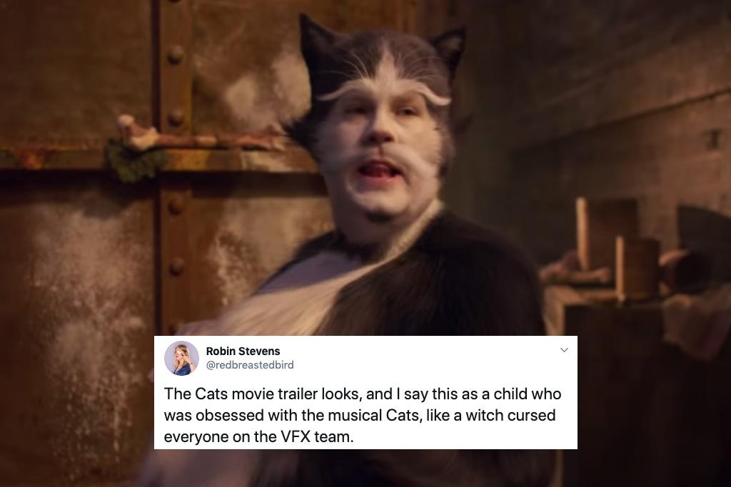 Cats The Movie Imgur