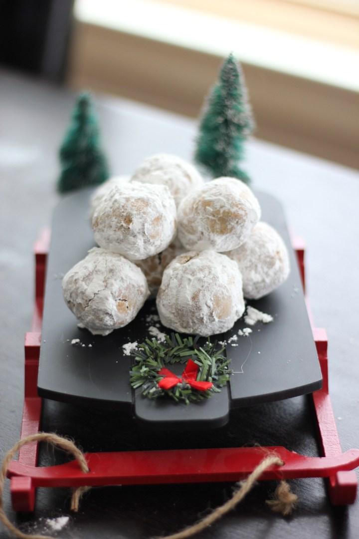 Snowball/ Italian Wedding        Cookies