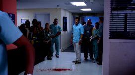 Quem mais ficou com o coração na boca quando Saxon arrancou a língua do assassino de The Killing?