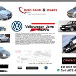 Vw Jetta 6 Brand New Door Mirror Electric With Indicator For Sale Price R1200 Each Junk Mail