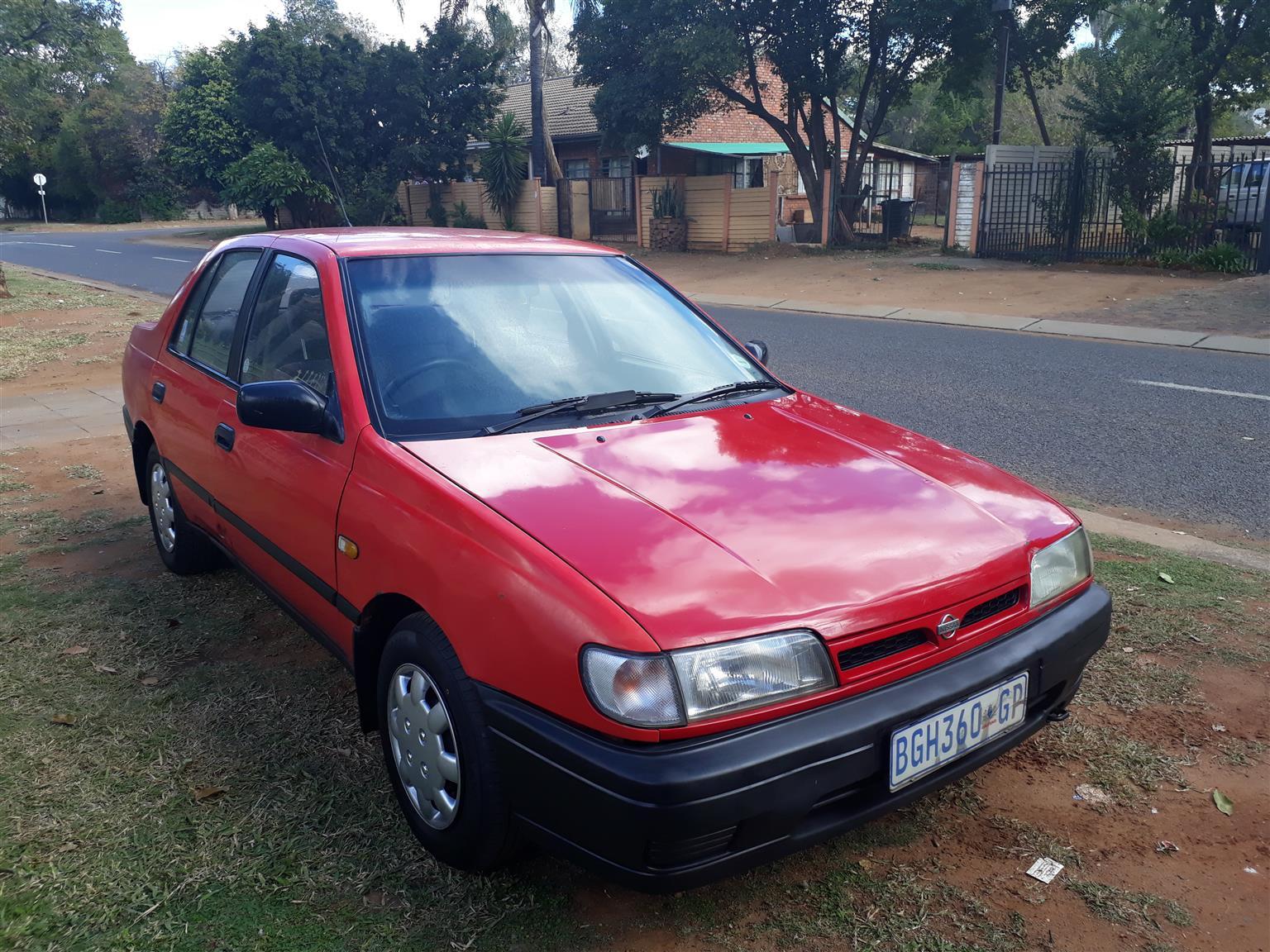 1996 Nissan Sentra 1.6 Acenta