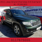 2011 Jeep Grand Cherokee 3 6l Overland Junk Mail