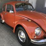 1971 Volkswagen Beetle 1600l Junk Mail