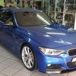 2012 Bmw 3 Series 335i Coupe M Sport Auto Junk Mail