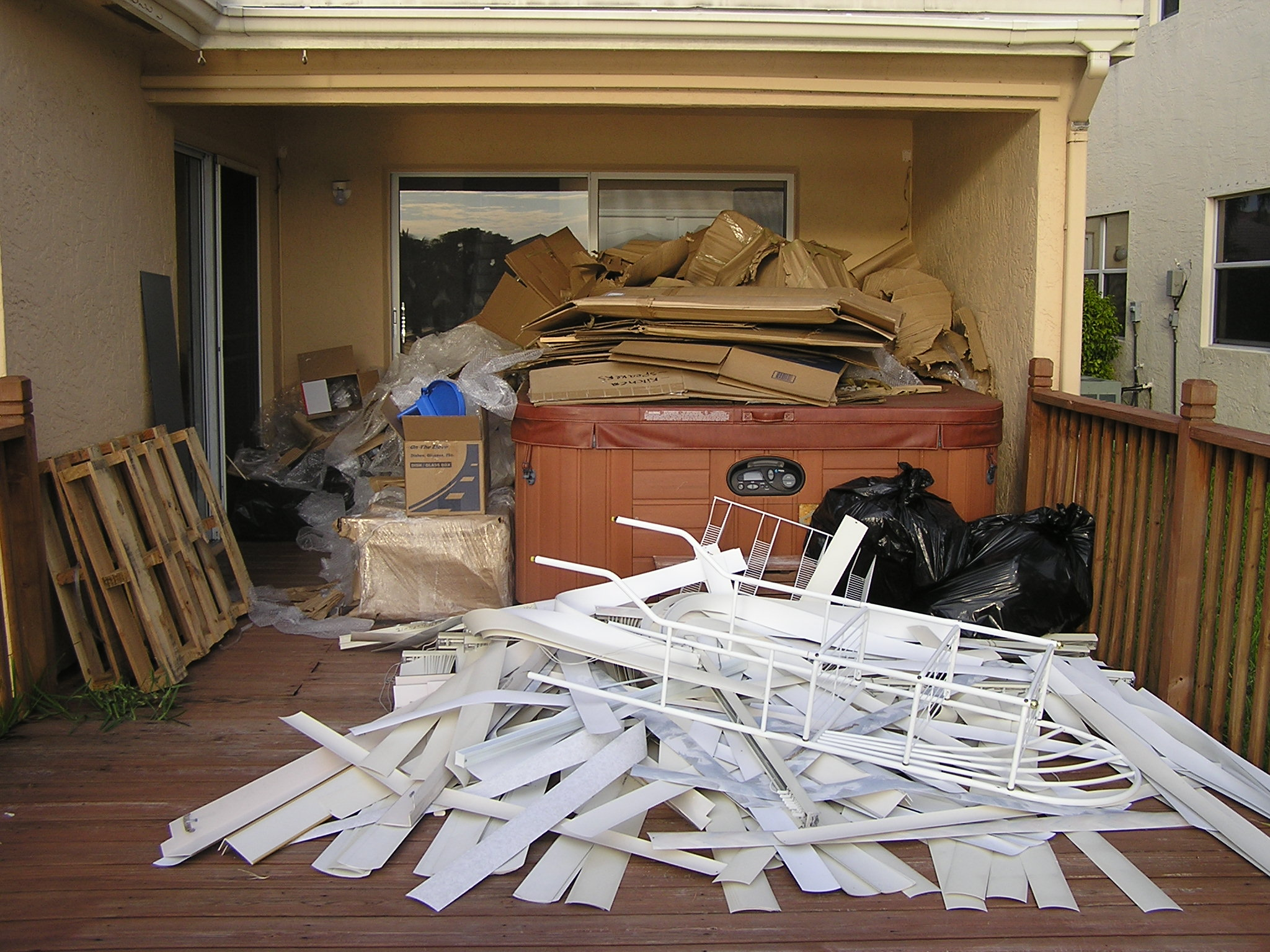 Junk Removal Amp Hauling In Fort Lauderdale Fl 954 633 8288