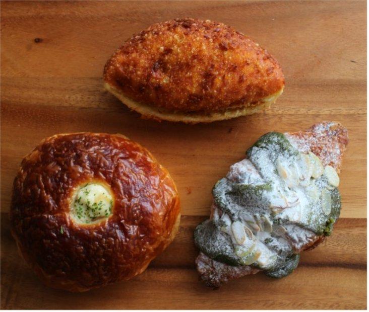 ピカソ カレー パン
