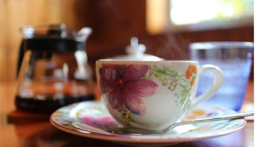 名古屋『ビーンズハート』木の温もりのログハウス隠れ家カフェで癒しの珈琲タイム