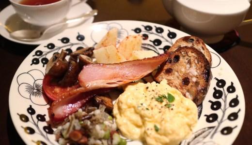名古屋駅『キハチカフェ』のモーニングプレートはフリードリンクでお得!