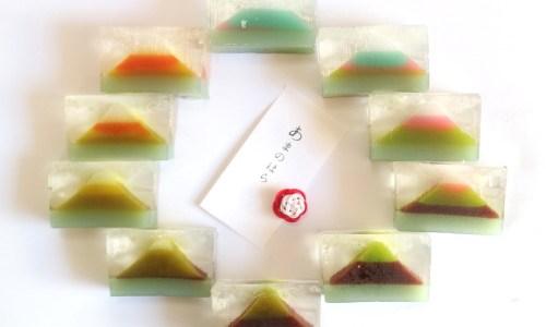 結『あまのはら』富士山の四季を彩る羊羹はまさにアート!予約は?味は?日持ちは?どこで買えるの?