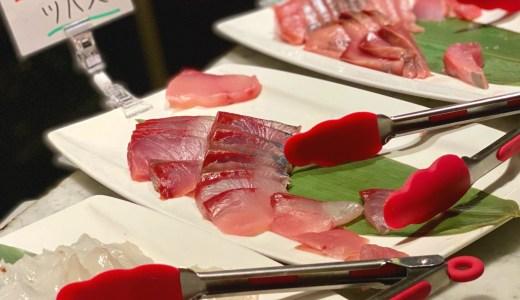 お刺身&お惣菜が盛り放題!久屋『トラットリア マッサ』勝手丼ランチ!人数制限あり?