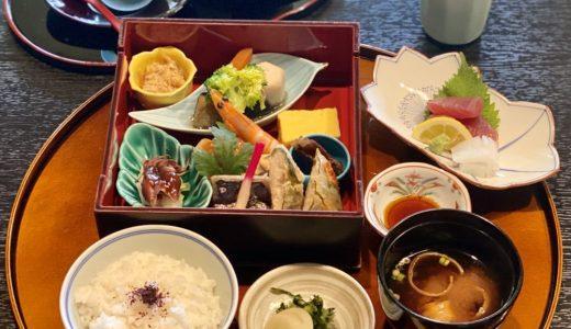 有松『日本料理 やまと』庭園を望む和邸宅でいただく和御膳ランチ!メニューや駐車場情報も!