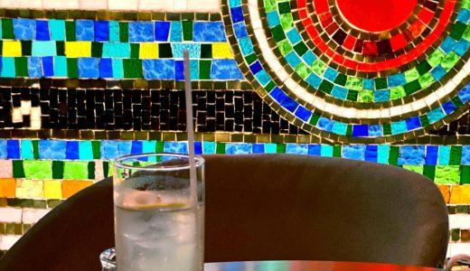 大阪『キングオブキングスking of kings』まるで竜宮城?ステンドグラスが美しいレトロフィーチャー喫茶店