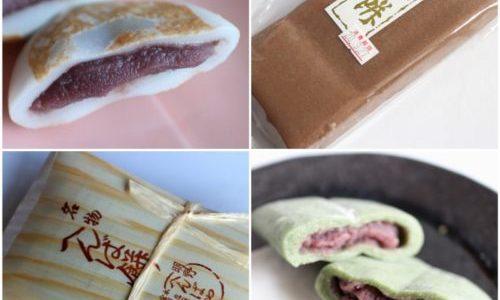 伊勢神宮『へんばや』名物へんば餅、さわ餅、コロナで少量パック発売中!食べ比べを楽しんじゃおう!