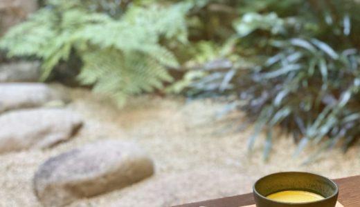 『青柳ういろう大須本店』店内にて抹茶の提供開始!昭和初期の総けやき造りを再現した店内は見る価値あり