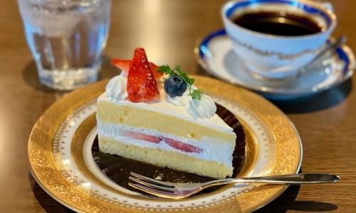 西区・浅間町『珈琲館 麗(うらら)』自家焙煎コーヒーと手作りケーキがおいしい!モーニングや駐車場など