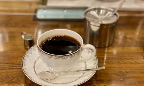 南千住『自家焙煎珈琲屋バッハ Cafe Bach』ケーキとおいしいコーヒーを堪能する老舗喫茶店