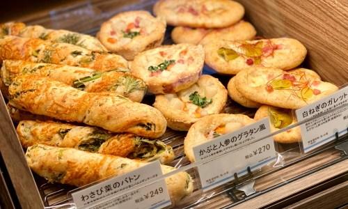 栄『ドンク エディテ』ドンクのパン屋がバウムハウスOPEN!全粒粉生地のオリジナルメニューも販売