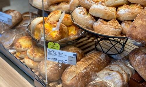 熱田『アンデルセン』サポーレ内にOPEN!人気のパンは?アンデルセン童話のクッキーも!駐車場はある?