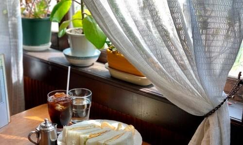 中村区八田『喫茶なみき』お値段も昭和レトロ!ランチも充実のレトロ純喫茶