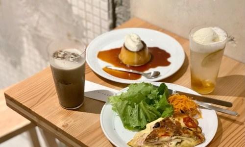 『焼き菓子とコーヒー パーラーイムオム』伏見・長者町OPEN!固めプリンと自家焙煎コーヒーのお店